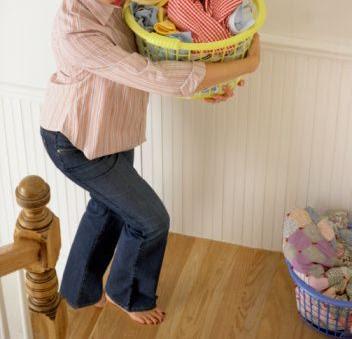 Falta de equilibrio durante el embarazo