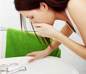 embarazada nauseas