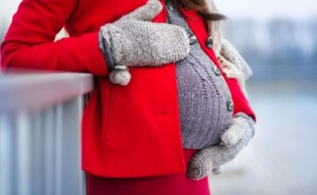 como evitar la gripe en el embarazo